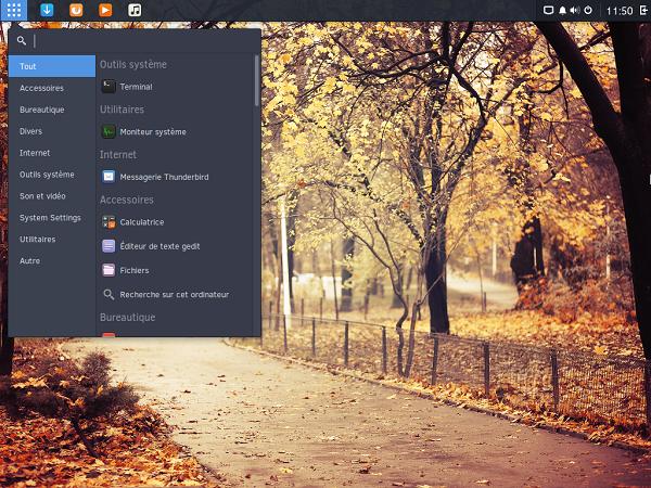 Solus Budgie Desktop