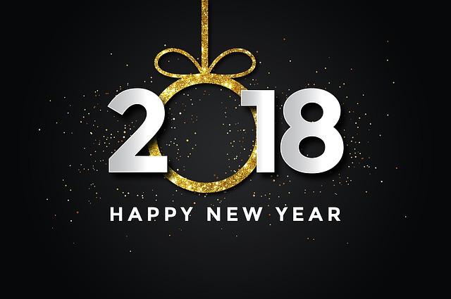 Bonne année 2018 - Andrew-Art