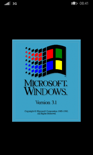 MS-DOS Mobile : Win