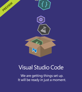 Visual Studio Code Installer