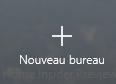 Ajouter un bureau virtuel Windows 10 Home Insider Preview (build 10074)