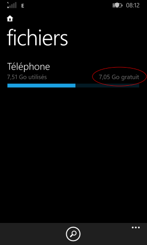 Windows Phone : erreur de traduction