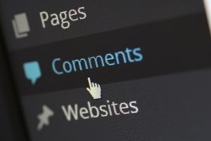 Illustration Commentaires WordPress