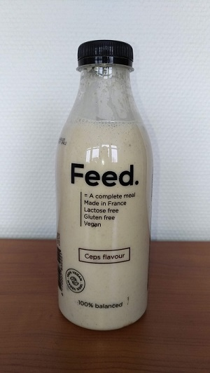 Bouteille Feed saveur cèpes